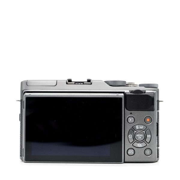 Fujifilm X-A5 with XC 15-45mm F/3.5-5.6 OIS PZ Dark Silver/Black | Sentra Digital Toko Kamera Surabaya