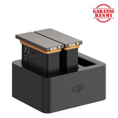 Jual DJI Osmo Action Charging Kit 92pcs Battery & Charging Hub) Murah. Cek Harga DJI Osmo Action Charging Kit 92pcs Battery & Charging Hub), Disini Sentra Digital Kamera Surabaya. - Sentradigital.com