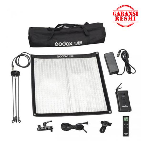 Jual Godox Flexible LED Light FL150S 60x60cm Murah. Cek Harga Godox Flexible LED Light FL150S 60x60cm, Disini Sentra Digital Kamera Surabaya. - Sentradigital.com