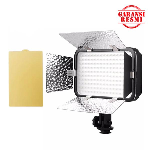 Jual Godox LED Video Light LED170II/LED170 II Murah. Cek Harga Godox LED Video Light LED170II/LED170 II, Disini Sentra Digital Kamera Surabaya. - Sentradigital.com