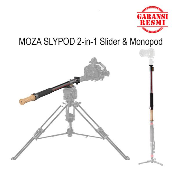 Jual Moza Slypod 2-in-1 Motorized Slider Murah. Cek Harga Moza Slypod 2-in-1 Motorized Slider, Disini Sentra Digital Kamera Surabaya. - Sentradigital.com