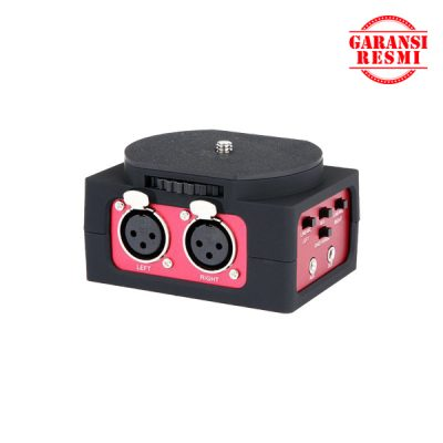 Jual Saramonic Two-Channel XLR Audio SR-AX101 Murah. Cek Harga Saramonic Two-Channel XLR Audio SR-AX101, Disini Sentra Digital Kamera Surabaya. - Sentradigital.com