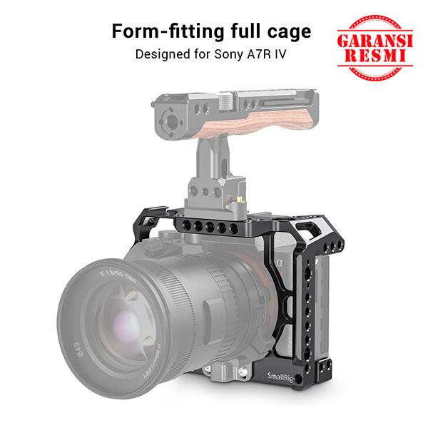 Jual SmallRig Cage for Sony Alpha A7R IV/A7RIV – CCS2416 Murah. Cek Harga SmallRig Cage for Sony Alpha A7R IV/A7RIV – CCS2416, Disini Sentra Digital Kamera Surabaya. - Sentradigital.com