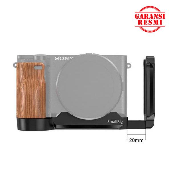 Jual SmallRig L-Bracket for Sony A6400/A6300/A6100 – APL2331B Murah. Cek Harga SmallRig L-Bracket for Sony A6400/A6300/A6100 – APL2331B, Disini Sentra Digital Kamera Surabaya. - Sentradigital.com
