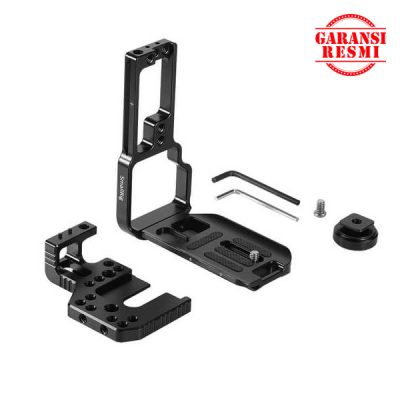 Jual SmallRig L-Bracket for Sony A7III/A7RIII Camera and Battery Grip – APL2341 Murah. Cek Harga SmallRig L-Bracket for Sony A7III/A7RIII Camera and Battery Grip – APL2341, Disini Sentra Digital Kamera Surabaya. - Sentradigital.com