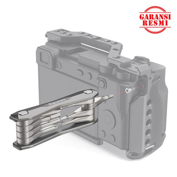 Jual SmallRig Multi-Tool for Camera and Gimbal Accessories – TS2432 Murah. Cek Harga SmallRig Multi-Tool for Camera and Gimbal Accessories – TS2432, Disini Sentra Digital Kamera Surabaya. - Sentradigital.com