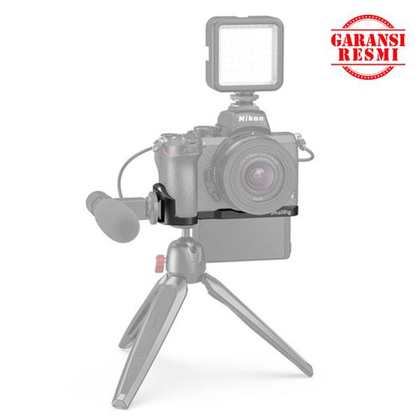 Jual SmallRig Vlogging Mounting Plate for Nikon Z50 Camera LCN2525 Murah. Cek Harga SmallRig Vlogging Mounting Plate for Nikon Z50 Camera LCN2525, Disini Sentra Digital Kamera Surabaya. - Sentradigital.com