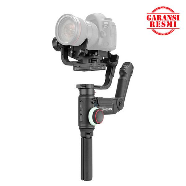 Jual Zhiyun Crane 3 Lab Handheld Gimbal Murah. Cek Harga Zhiyun Crane 3 Lab Handheld Gimbal, Disini Sentra Digital Kamera Surabaya. - Sentradigital.com