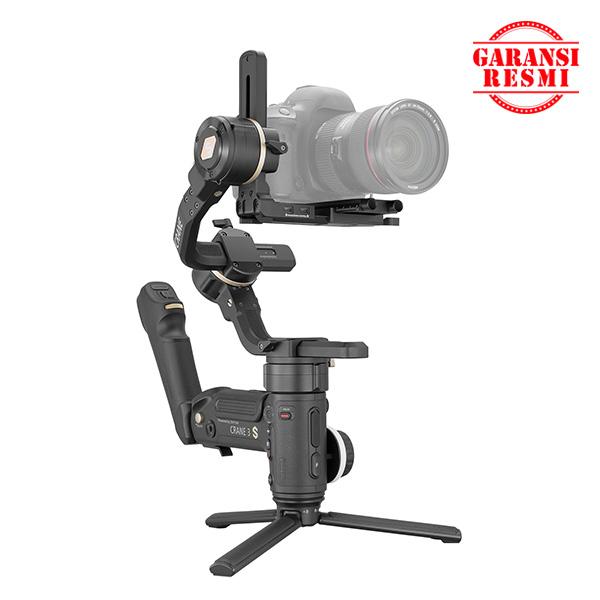 Jual Zhiyun Crane 3S Murah. Cek Harga Zhiyun Crane 3S, Disini Sentra Digital Kamera Surabaya. - Sentradigital.com